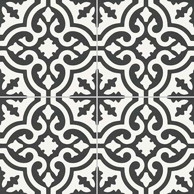 8 x 8 Reverie 3 Decorative Rectified Porcelain tile