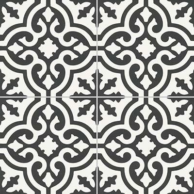 8 x 8 Reverie 3 Decorative Rectified Porcelain tile