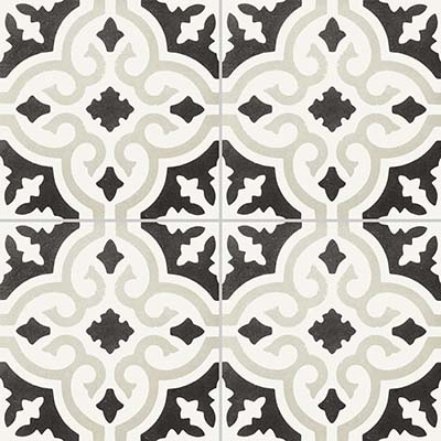 8 x 8 Reverie 5 Decorative Rectified Porcelain tile