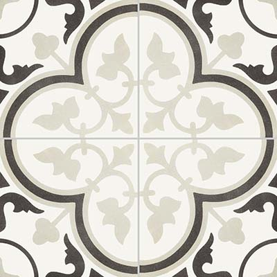 8 x 8 Reverie 6 Decorative Rectified Porcelain tile