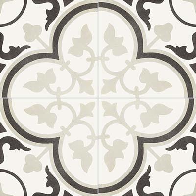 8 x 8 Reverie 6 Decorative Rectified Porcelain tile