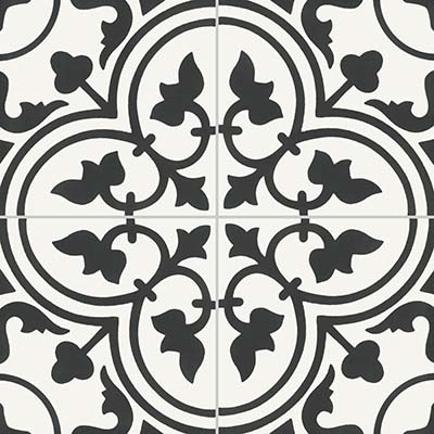 8 x 8 Reverie 1 Decorative Rectified Porcelain tile