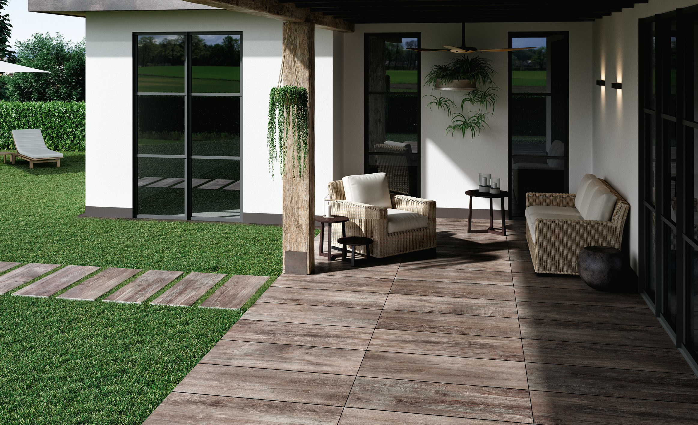 CABANE 2THICK PORCELAIN PAVERS -SPECIAL ORDER-