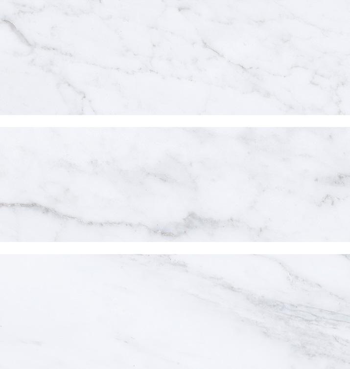 4.5 X 13 Velvet Blanco brick porcelain tile