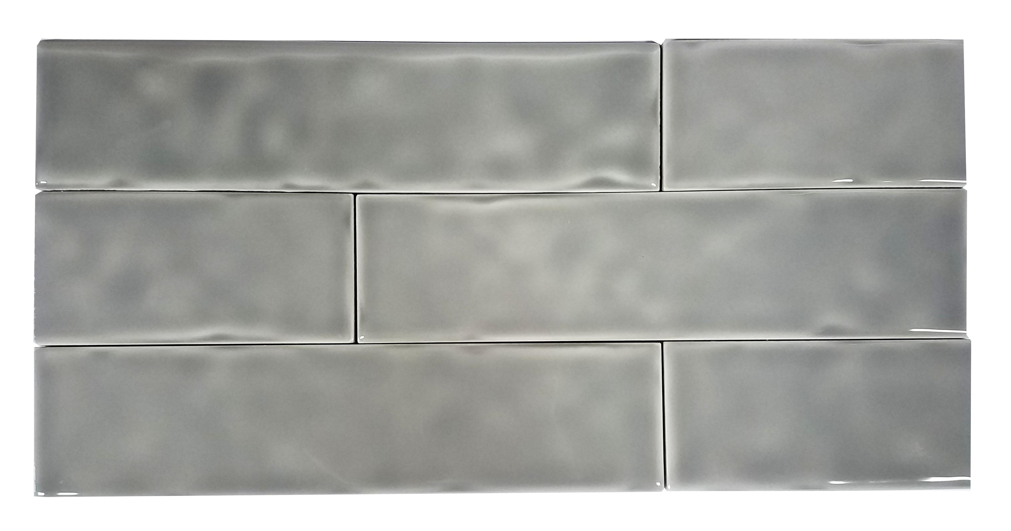 2 x 8 Chelsea Lavagna Ceramic Wall subway