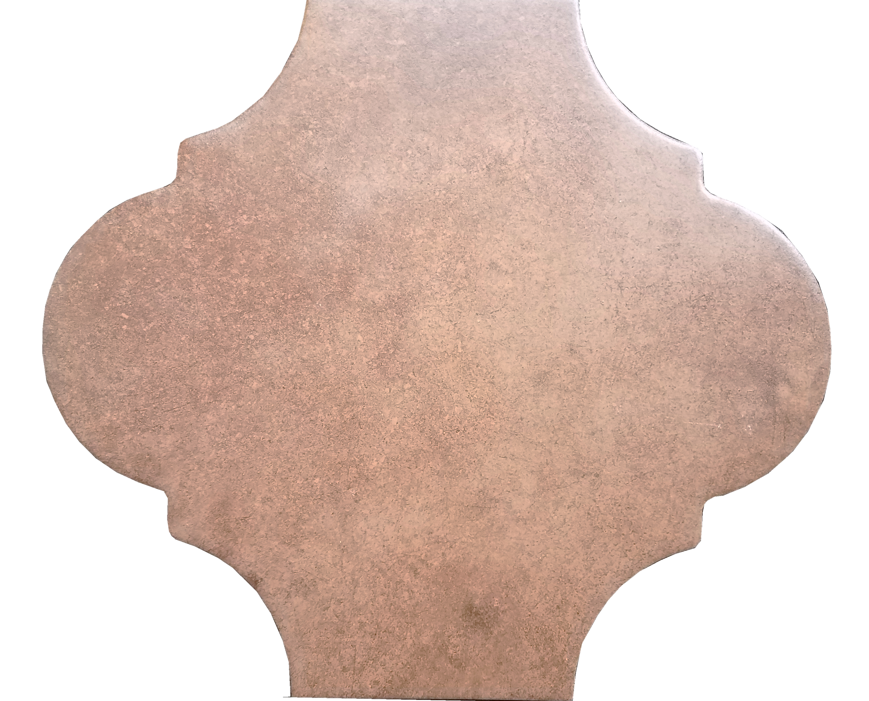 10 X 10 NATUCER PROVENZAL FUSION CLAY PORCELAIN TILE