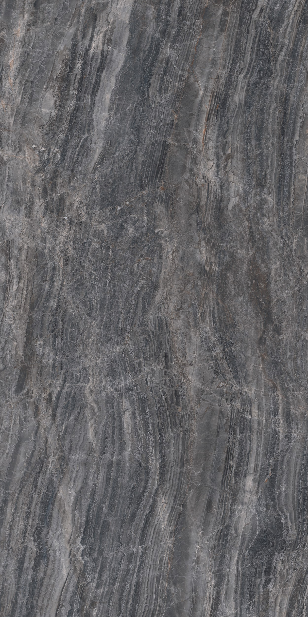 32 X 72 Cosmic Black High Polished Rectified Porcelain Tile (SPECIAL ORDER ONLY)