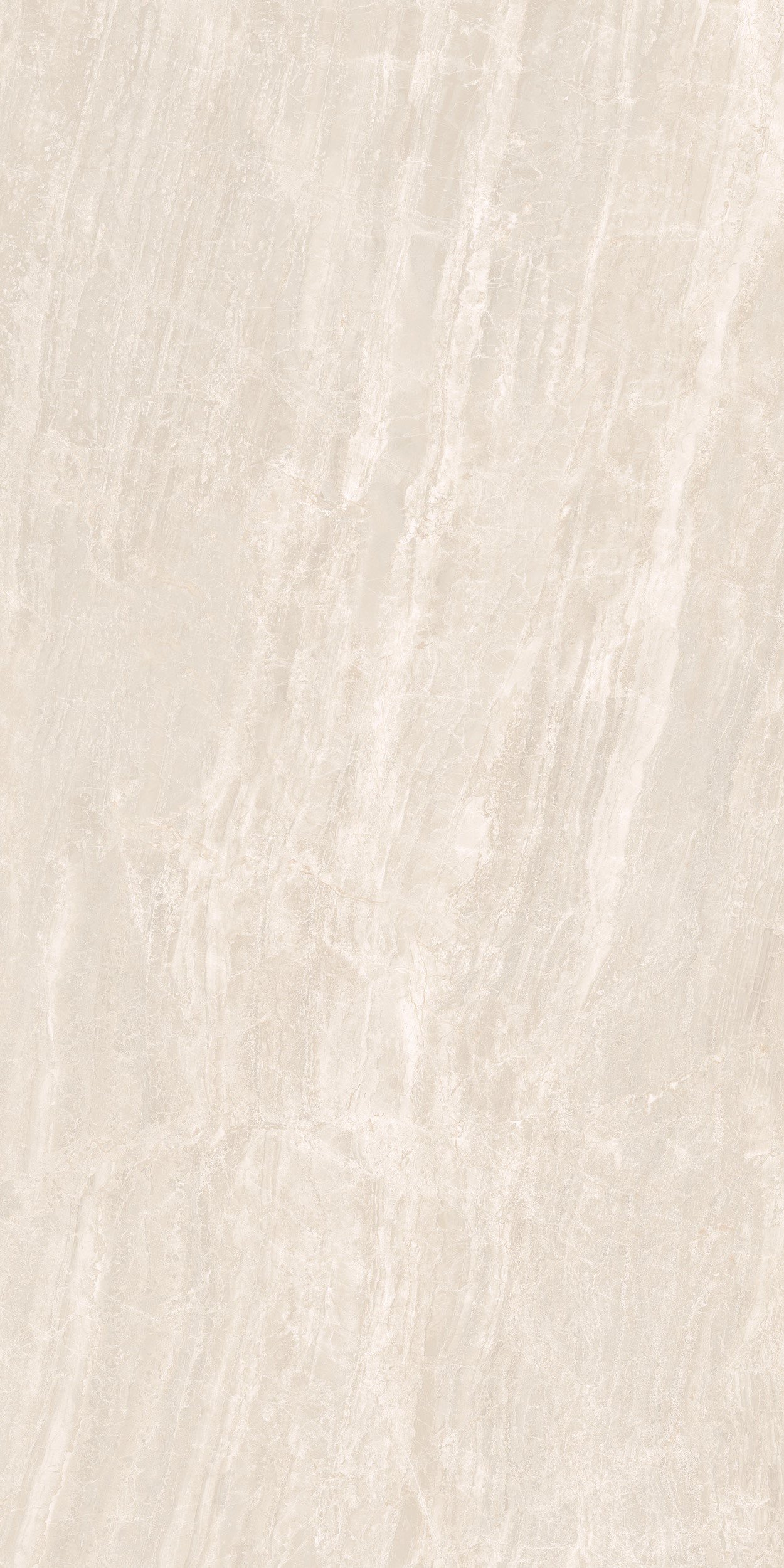 24 X 48 Cosmic Ivory HIGH POLISHED Rectified Porcelain Tile