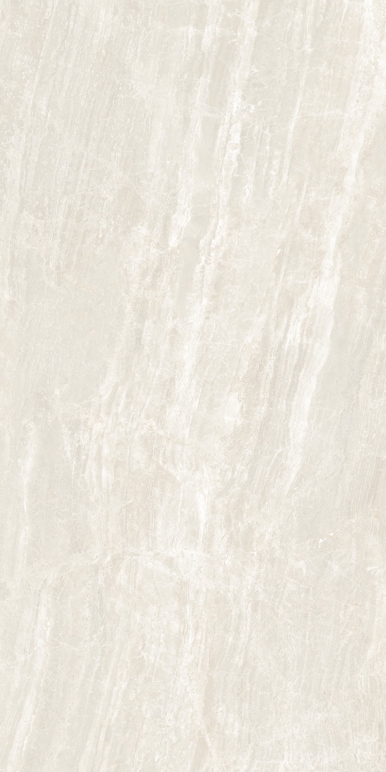 24 X 48 Cosmic White HIGH POLISHED Rectified Porcelain Tile