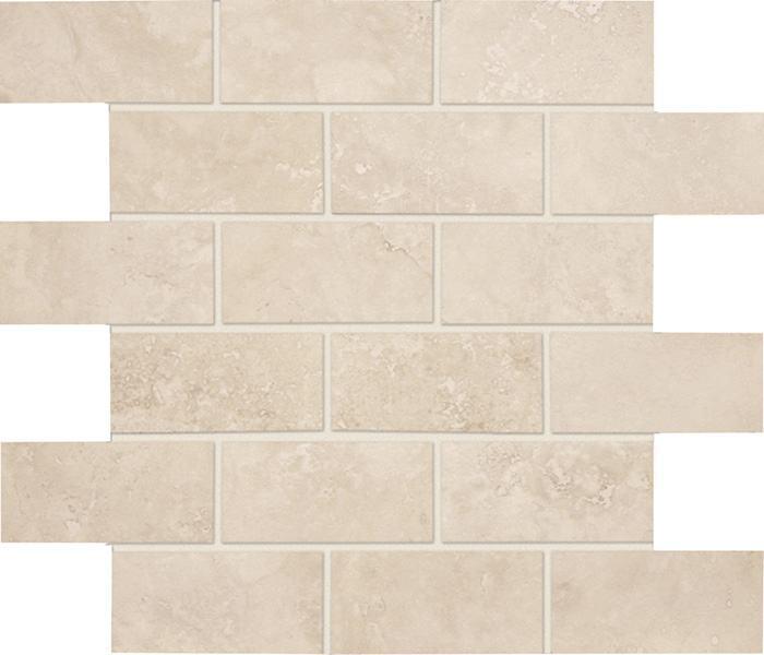 2 x 4 Renaissance Ivory brick