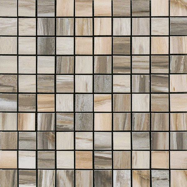 1 x 1 Timeless Horn Natural mosaic