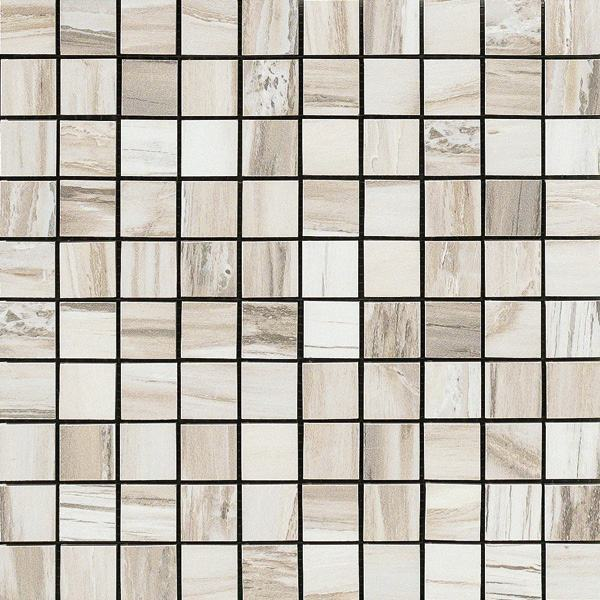 1 x 1 Timeless Ivory Polished mosaic