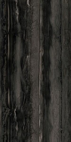 12 x 36 Bellagio Dark Glazed Rect. Ceramic Wall