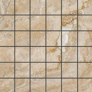 2 x 2 Caesar Stone Beige mosaic