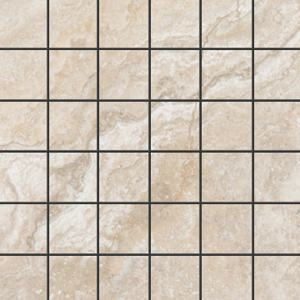 2 x 2 Caesar Stone Crema mosaic