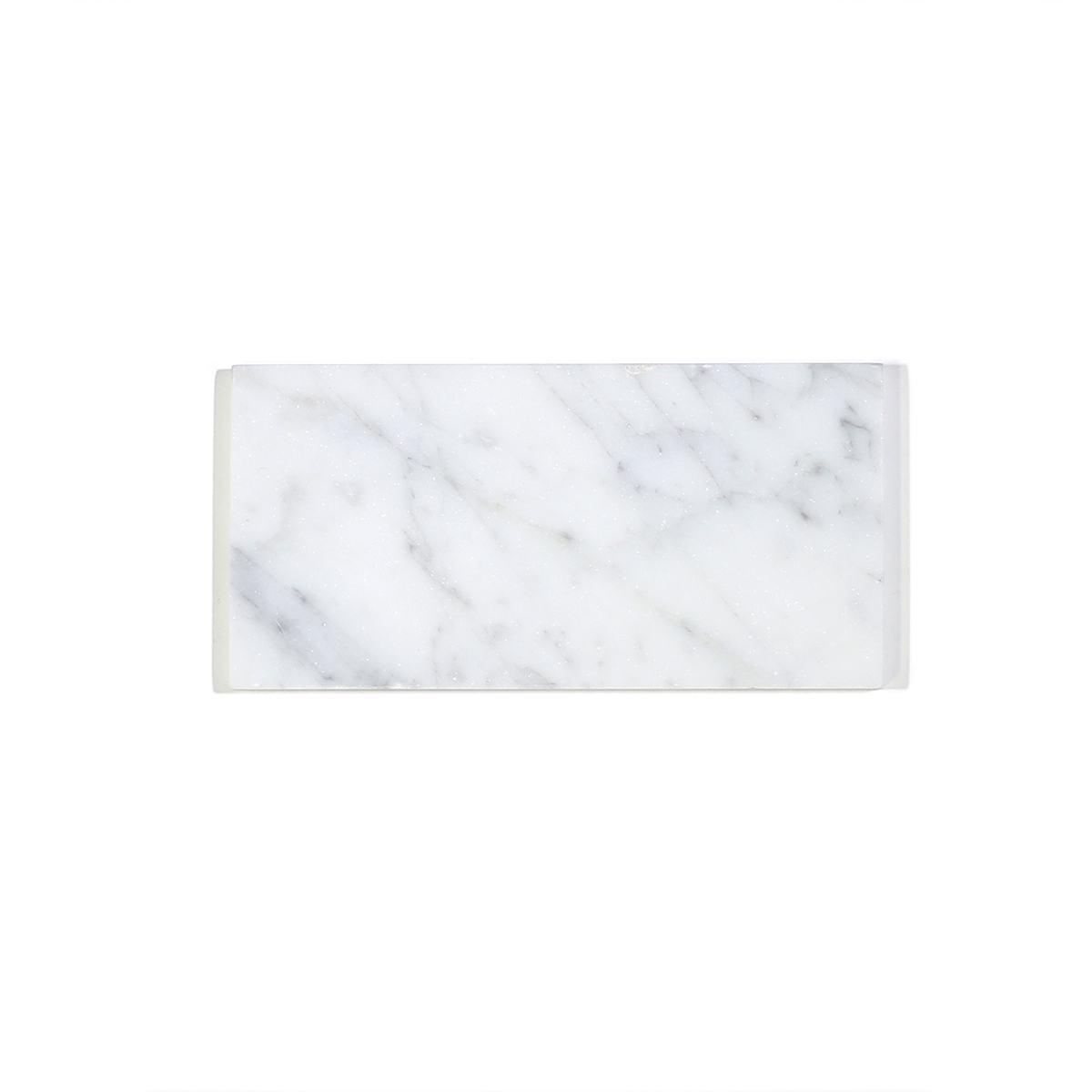 MA350-WCH  3 x 6 White Carrara HONED