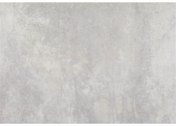 8.6 x 25.8 Concrete White porcelain tile